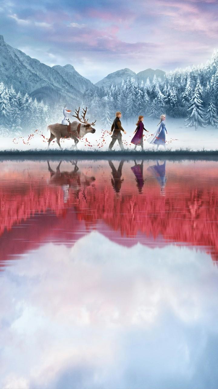 Wallpaper Frozen  Furak Los Ba Ita Nia Oan Nebe Hadomi!